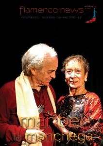 Flamenco News cover 2016 06